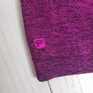Fabletics Intimates & Sleepwear - Fabletics Pink Dual Layer Sports Bra